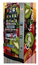Healthy YOU Vending Machine
