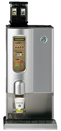 Starbucks Interactive Cup Brewer