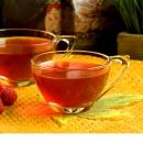 Raspberry Orange Tea
