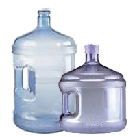 3 and 5 Gallon Water Bottles